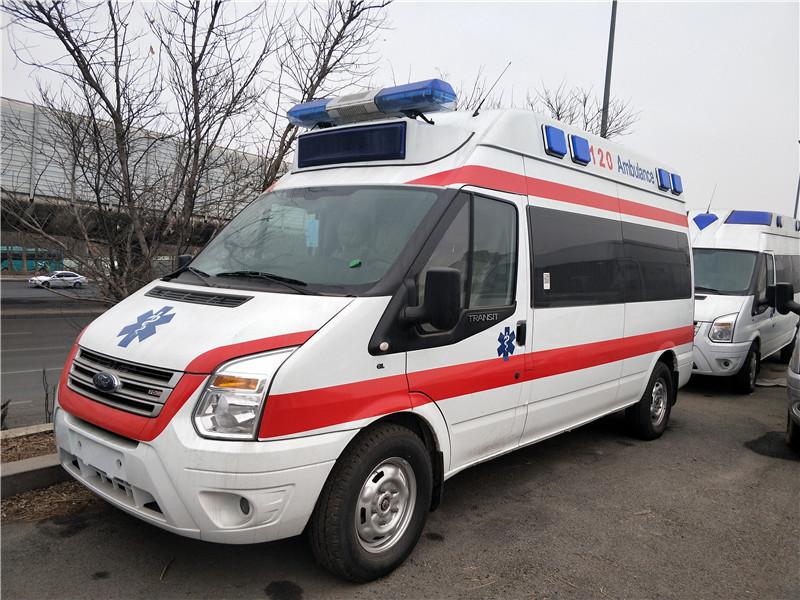 c1能开福特全顺改装救护车吗